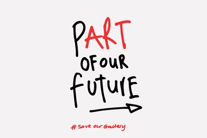 save our gallery