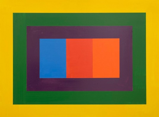 Colour Group C I, 2007 (In Memory of Julian Dashper 1960 to 2009)